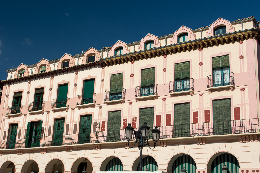 Plaza Mayor de Huesca